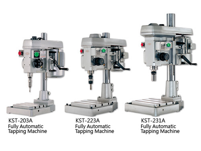 Gear Type Automatic Tapping Machine